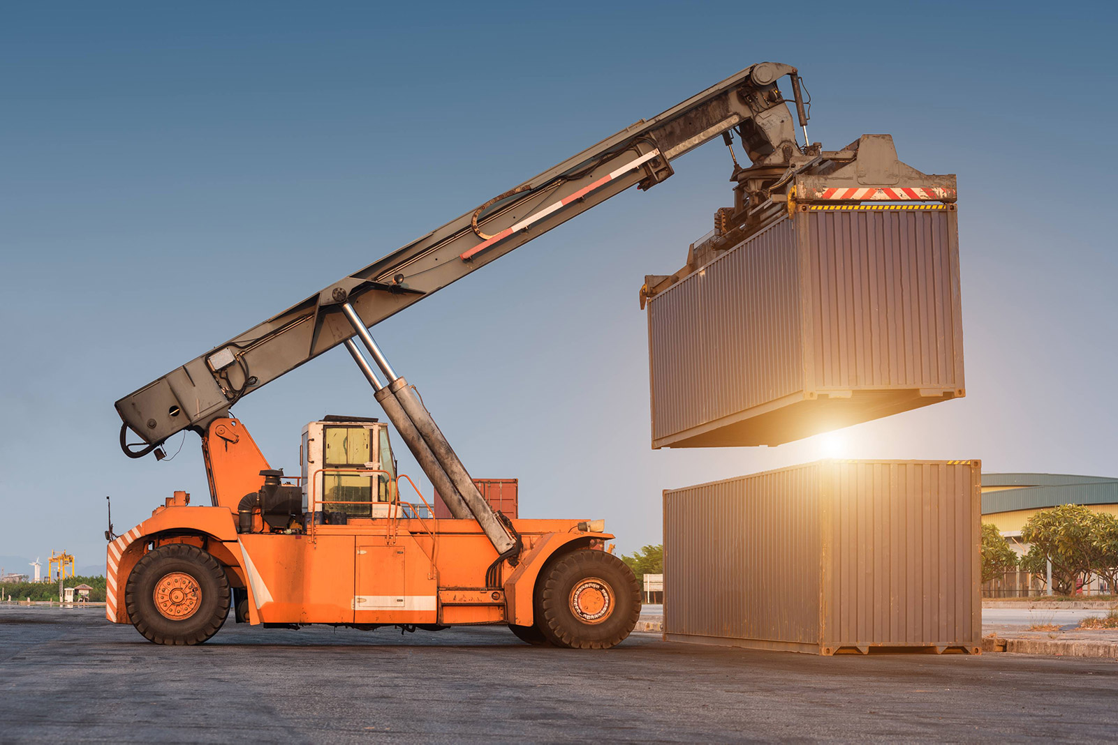 Container Lift TMS