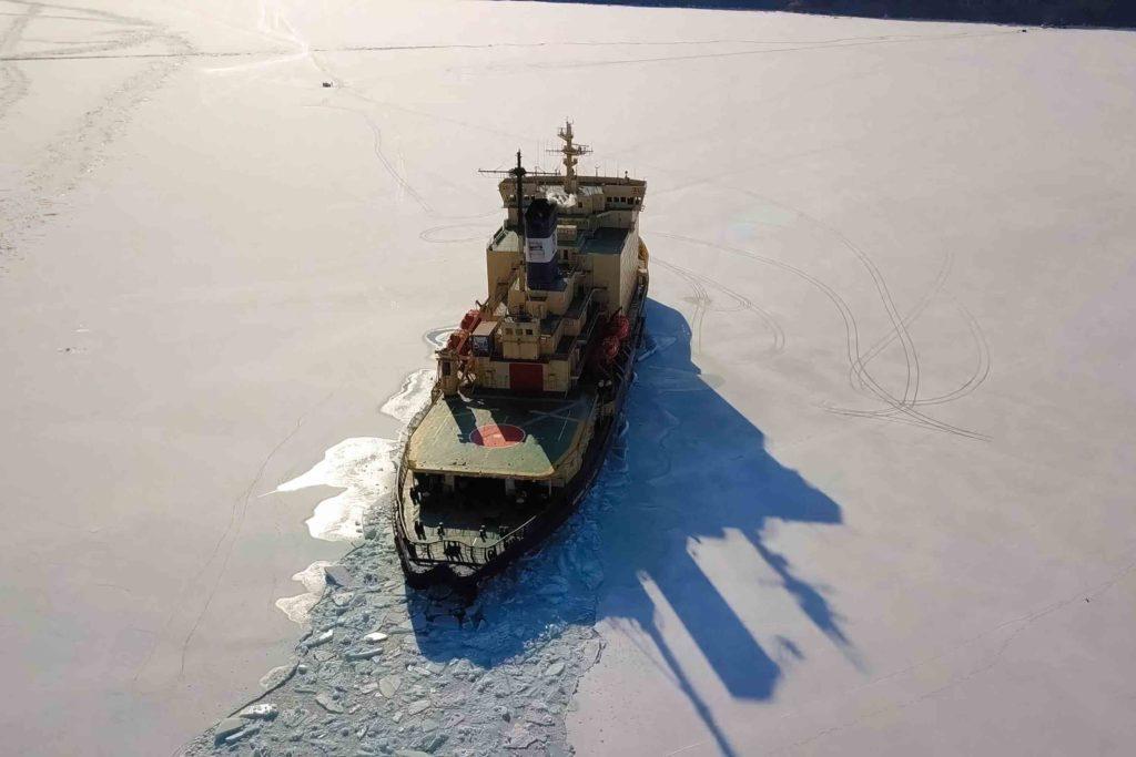 Cargo Ship TMS