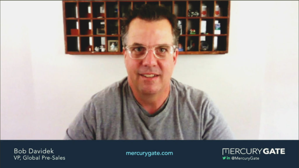MercuryGate Minutes - Benefits of TMS Usability for Your Organization Video