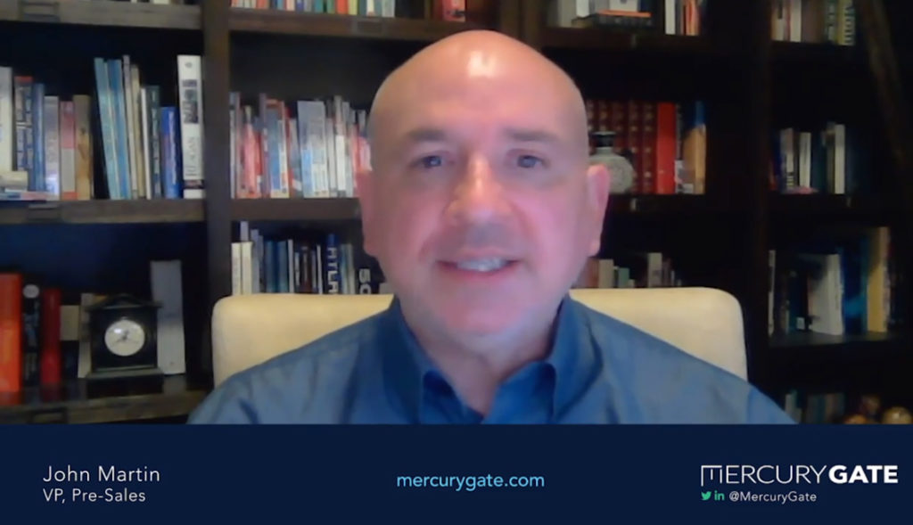 MercuryGate Minutes | TMS Enterprise Visibility Video