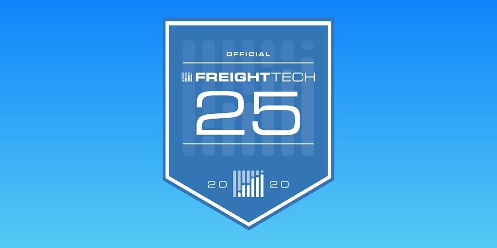 MercuryGate PR 2020 FreightTech 25 | Logo