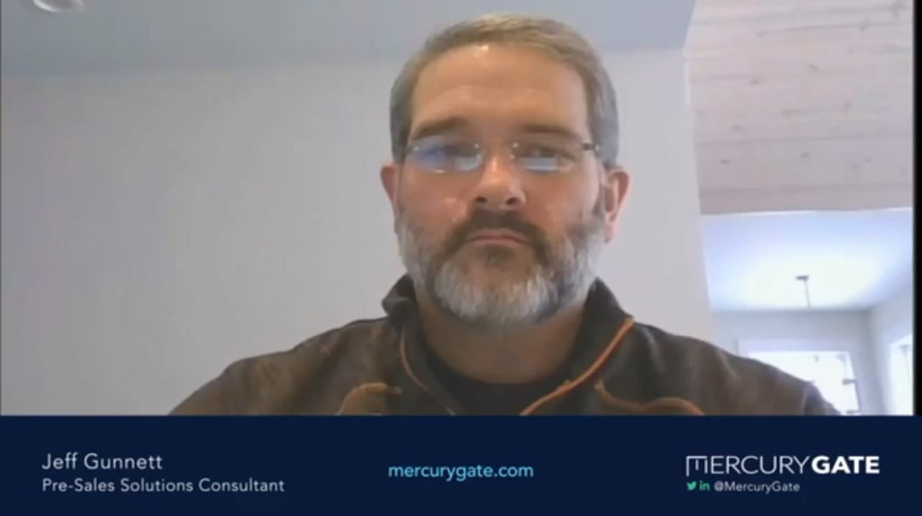 """MercuryGate Minutes 