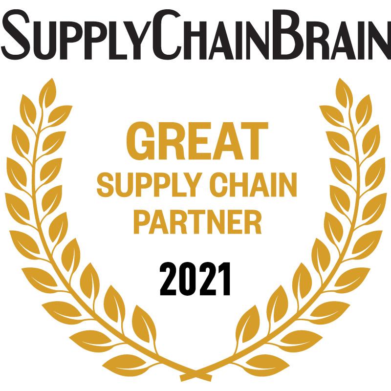 SupplyChainBrain Top 100 Supply Chain Partners 2021